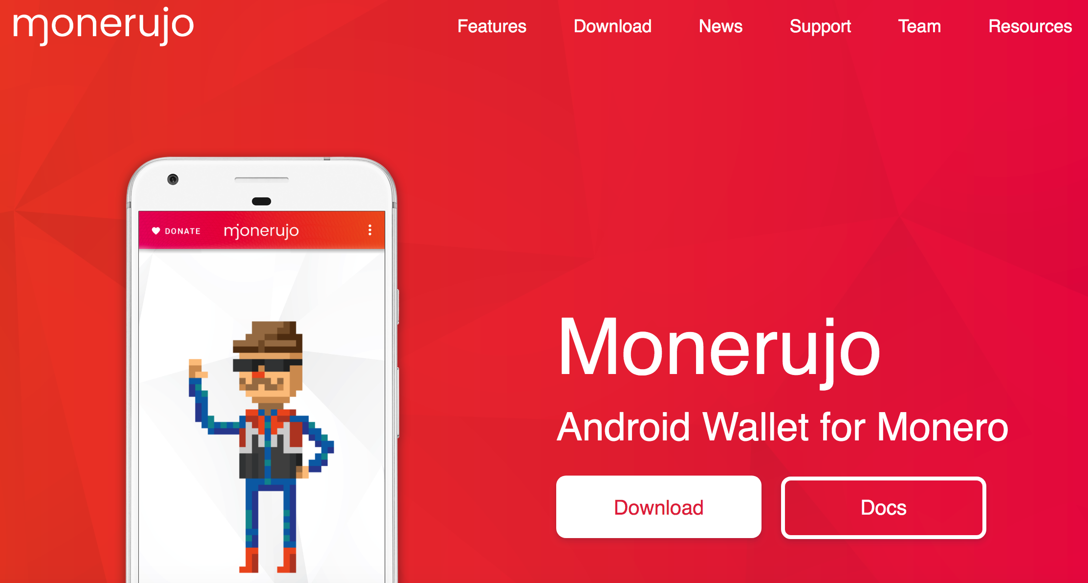 Monerujo XMR wallet