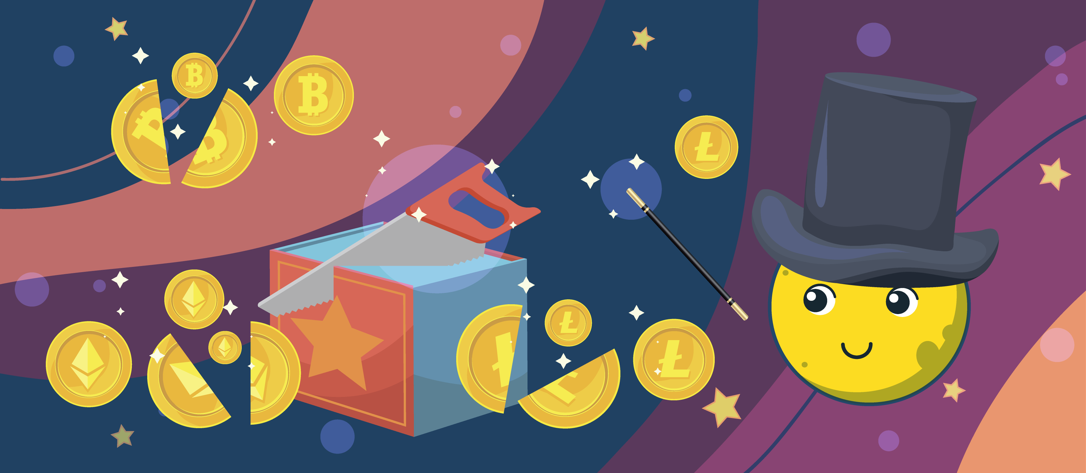 Not by Bitcoin Alone: Cryptocurrency Halvings in 2020