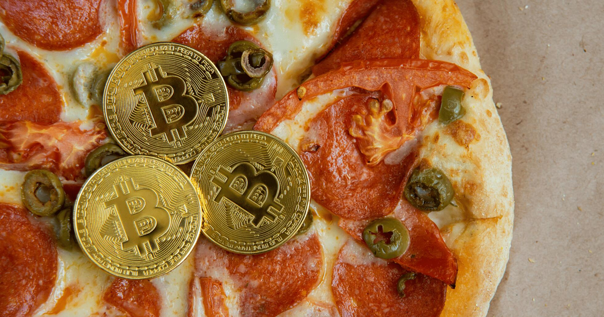 What is Bitcoin pizza?
