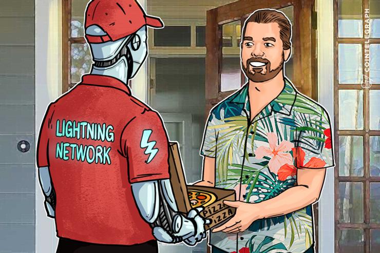 Laszlo Hanyecz gets his Pizza bought on Bitcoins