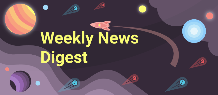 Main Cryptocurrency News Digest by SwapSpace.co