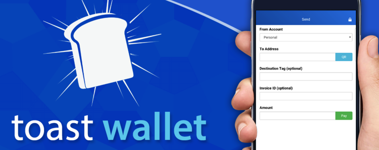Toast Wallet for Ripple